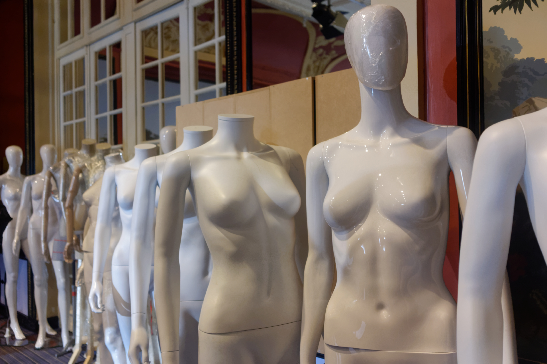 mannequin image by © akin abayomi