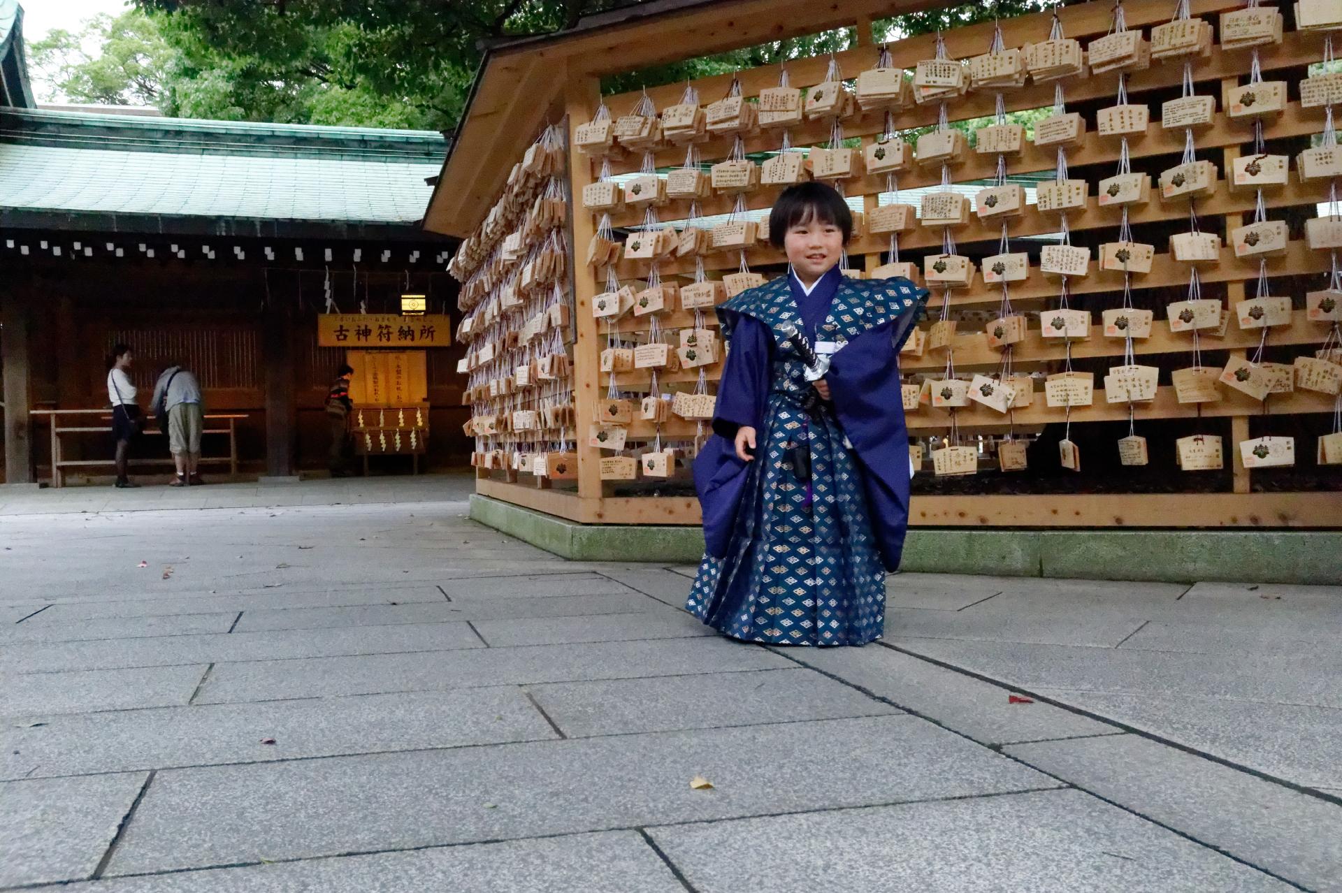 Yoyoji park, Tokyo Japan, traditional image by ©Akin Abayomi